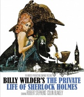 The Private Life of Sherlock Holmes movie poster (1970) picture MOV_37d36728