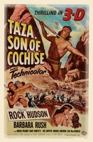 Taza, Son of Cochise movie poster (1954) picture MOV_37d565a1