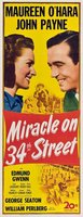 Miracle on 34th Street movie poster (1947) picture MOV_37d8dc8c
