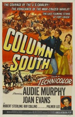 Column South movie poster (1953) poster MOV_37de0aea