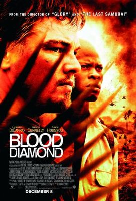 Blood Diamond movie poster (2006) poster MOV_37e3bfcb