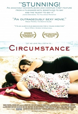 Circumstance movie poster (2011) poster MOV_37e41e2d