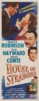 House of Strangers movie poster (1949) picture MOV_37e7c152