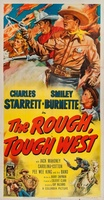 The Rough, Tough West movie poster (1952) picture MOV_37ecfa6b