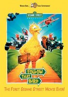 Sesame Street Presents: Follow that Bird movie poster (1985) picture MOV_37ee8541