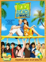 Teen Beach Musical movie poster (2013) picture MOV_37f92476