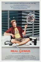 Real Genius movie poster (1985) picture MOV_37fccccb