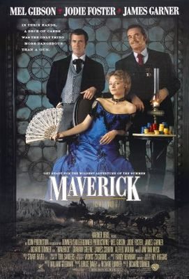 Maverick movie poster (1994) poster MOV_380cbe18