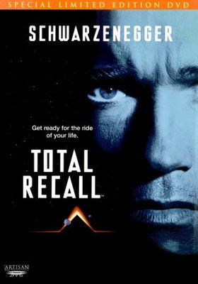 Total Recall movie poster (1990) poster MOV_38106ef4