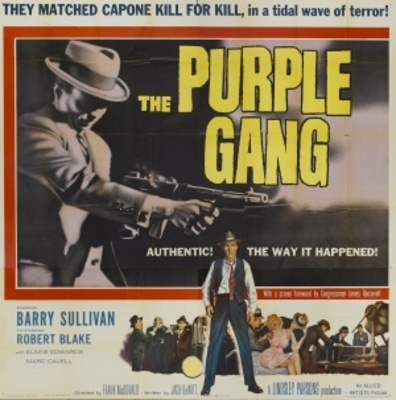 The Purple Gang movie poster (1959) poster MOV_38126a63