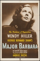 Major Barbara movie poster (1941) picture MOV_3817a37e