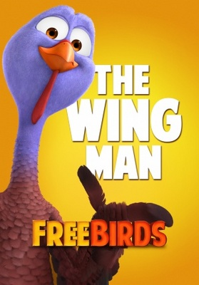 Free Birds movie poster (2013) poster MOV_38180c43
