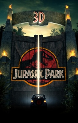 Jurassic Park 3D movie poster (2013) poster MOV_38193649