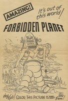 Forbidden Planet movie poster (1956) picture MOV_381a5d90