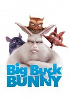 Big Buck Bunny movie poster (2008) picture MOV_3824d152