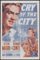 Cry of the City movie poster (1948) picture MOV_38274405