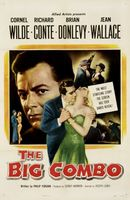 The Big Combo movie poster (1955) picture MOV_382925fe