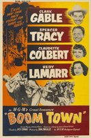 Boom Town movie poster (1940) picture MOV_382bb435