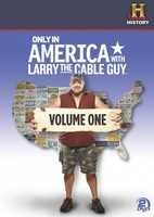 Only in America with Larry the Cable Guy movie poster (2011) picture MOV_383165f1