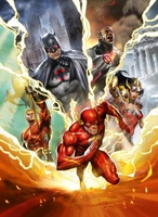 Justice League: The Flashpoint Paradox movie poster (2013) picture MOV_38392b75