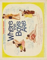 Where the Boys Are movie poster (1960) picture MOV_b8a21ada
