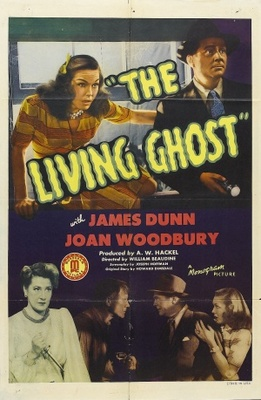 The Living Ghost movie poster (1942) poster MOV_38418eb2