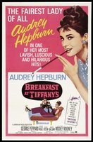 Breakfast at Tiffany's movie poster (1961) picture MOV_384d274d