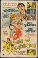 The Miracle of Morgan's Creek movie poster (1944) picture MOV_384e8c60