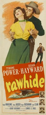 Rawhide movie poster (1951) poster MOV_384f64d2