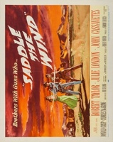 Saddle the Wind movie poster (1958) picture MOV_38509c58