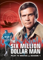 """The Six Million Dollar Man"" movie poster (1974) picture MOV_3850b077"