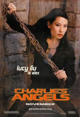 Charlie's Angels movie poster (2000) poster MOV_3852b4d7