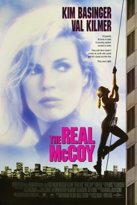 The Real McCoy movie poster (1993) poster MOV_38550d70