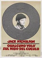 One Flew Over the Cuckoo's Nest movie poster (1975) picture MOV_3855d45e
