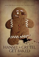Hansel & Gretel Get Baked movie poster (2013) picture MOV_3856685e