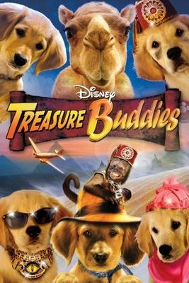 Treasure Buddies movie poster (2012) poster MOV_3857bf31