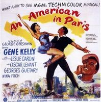 An American in Paris movie poster (1951) picture MOV_385dc082
