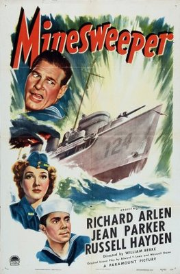 Minesweeper movie poster (1943) poster MOV_38632515