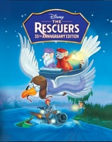 The Rescuers movie poster (1977) picture MOV_3869cb62