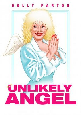 Unlikely Angel movie poster (1996) poster MOV_386c336c