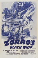 Zorro's Black Whip movie poster (1944) picture MOV_386e99a7
