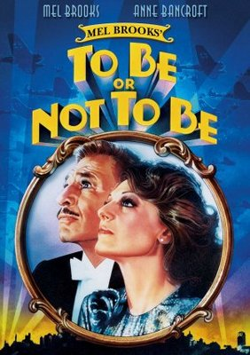 To Be or Not to Be movie poster (1983) poster MOV_3870cc60
