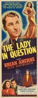 The Lady in Question movie poster (1940) picture MOV_38753959