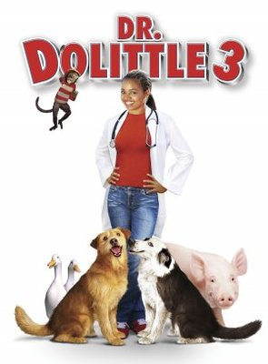 Dr Dolittle 3 movie poster (2006) poster MOV_38797d9c