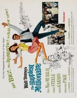 The Happiest Millionaire movie poster (1967) picture MOV_387ba6c2