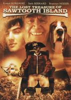 The Lost Treasure of Sawtooth Island movie poster (1999) picture MOV_38831aeb