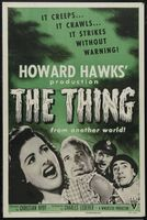 The Thing From Another World movie poster (1951) picture MOV_38870077