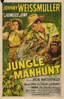 Jungle Manhunt movie poster (1951) picture MOV_388b096e