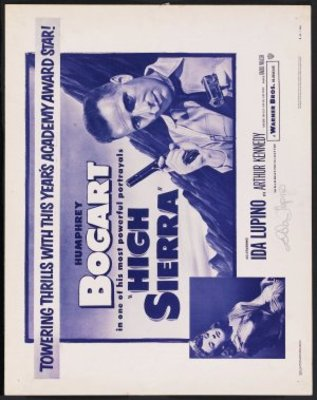 High Sierra movie poster (1941) poster MOV_388d59f7