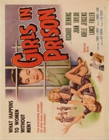 Girls in Prison movie poster (1956) picture MOV_388f2741